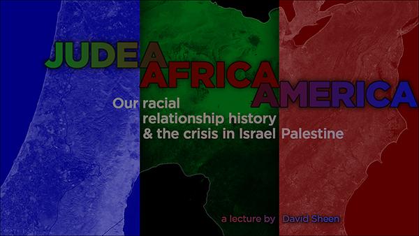 Judea-Africa-America